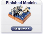 Factory Finished Model Steam Engines